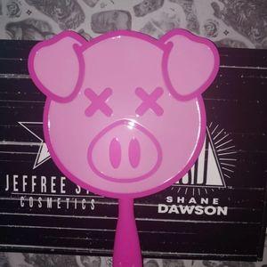 Shane Dawson Pig Mirror pink
